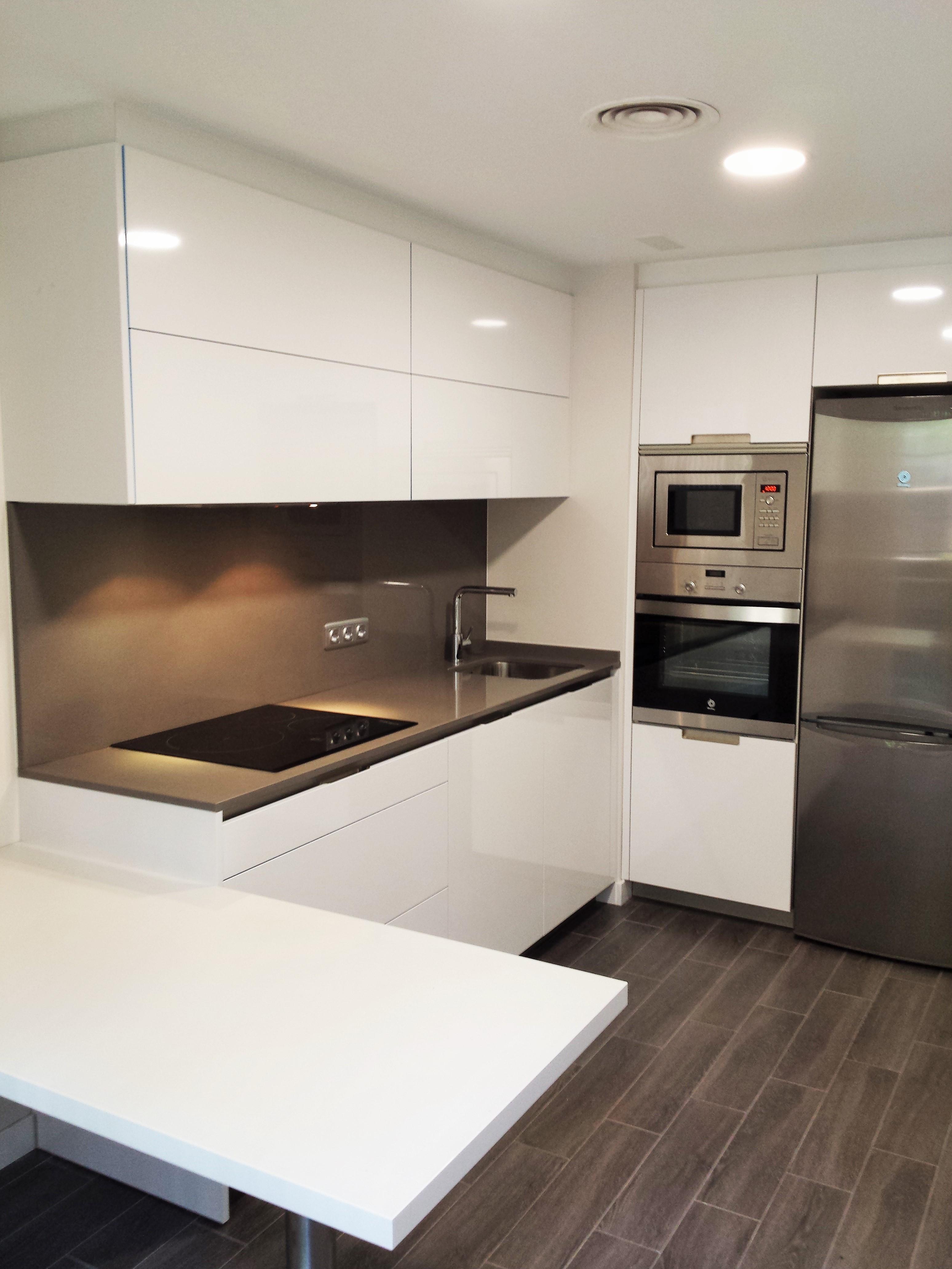 El brillo - Santos muebles de cocina