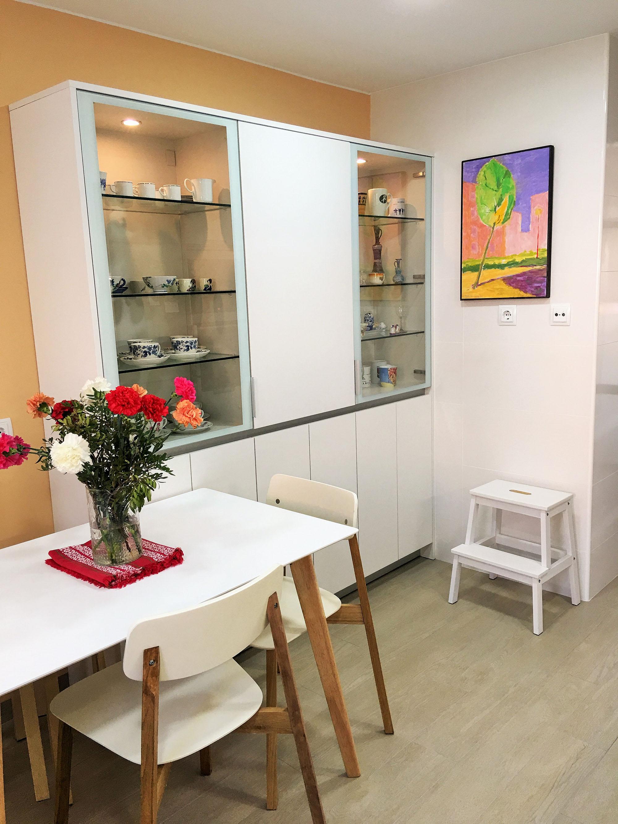 Cocina en Alcobendas - Santos muebles de cocina