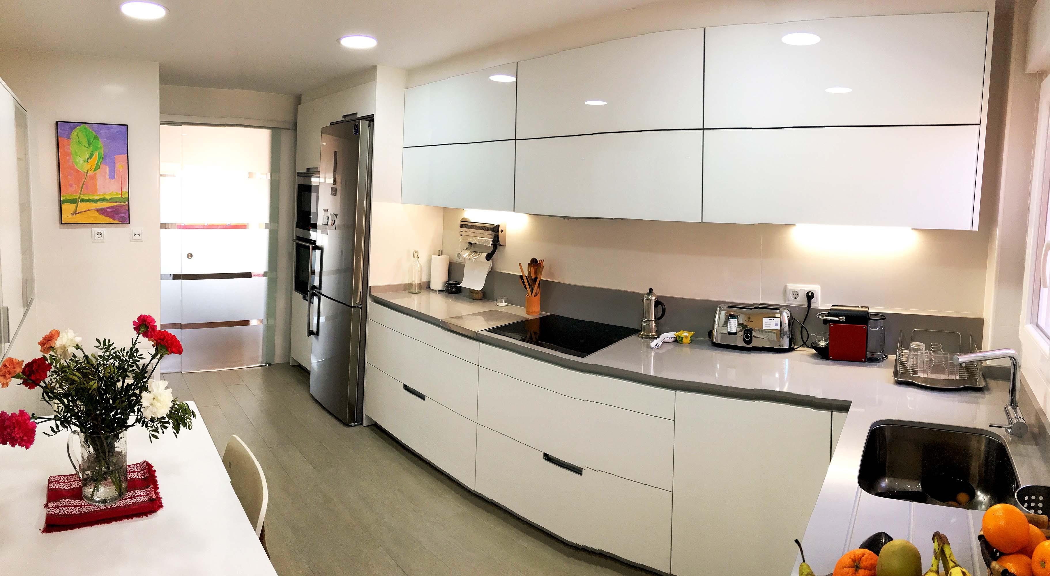 Cocina en Alcobendas  Santos muebles de cocina