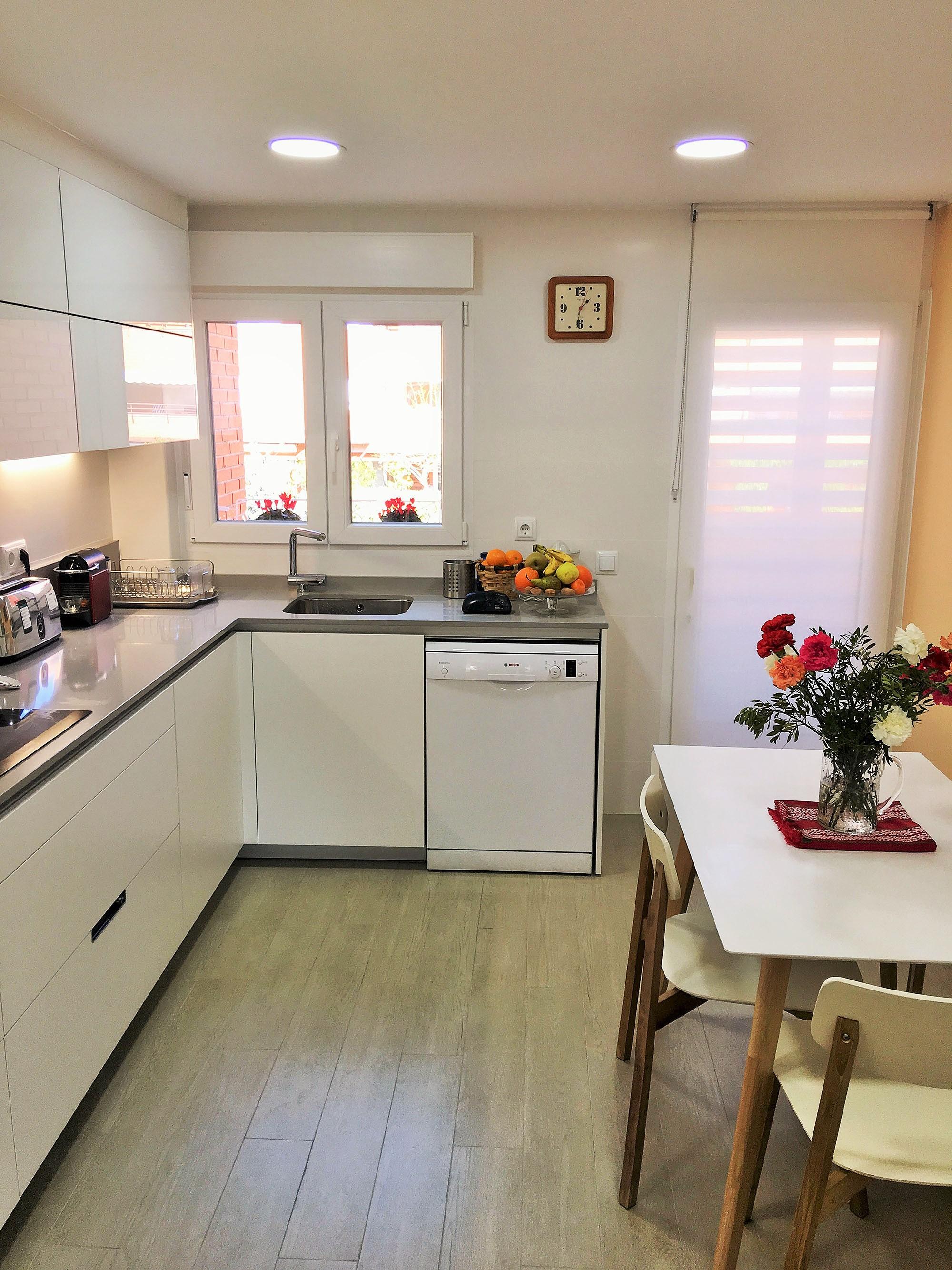 Cocina en alcobendas santos muebles de cocina - Financiar muebles sin nomina ...