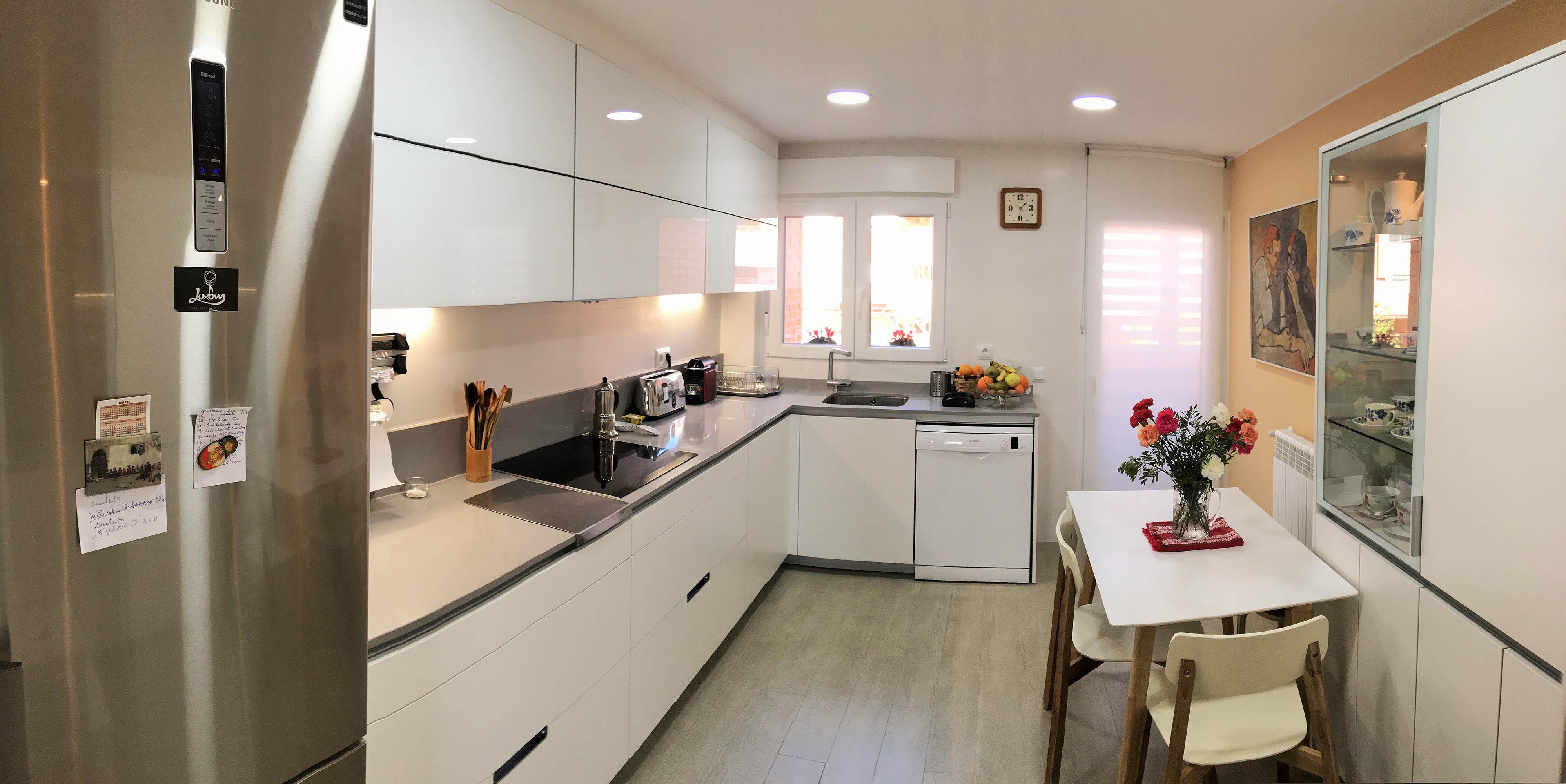 Cocina en alcobendas santos muebles de cocina for Enseres para cocina