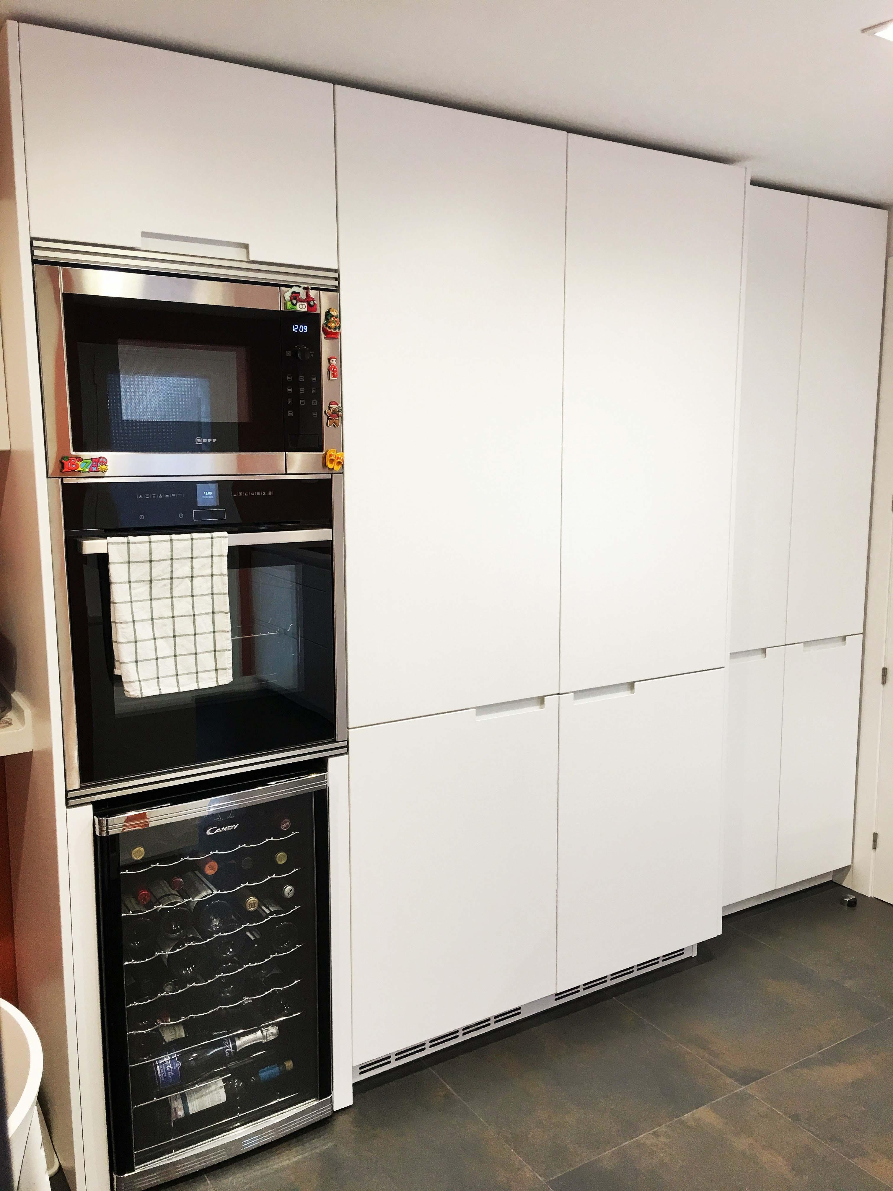 Cocina en el soto santos muebles de cocina - Financiar muebles sin nomina ...